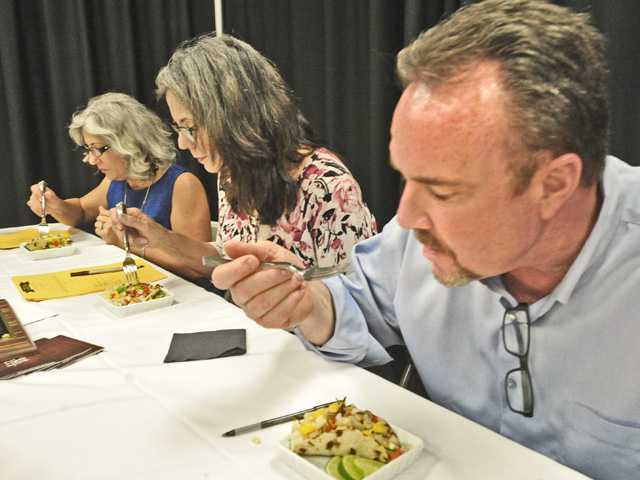 Hart District students compete in cooking competition