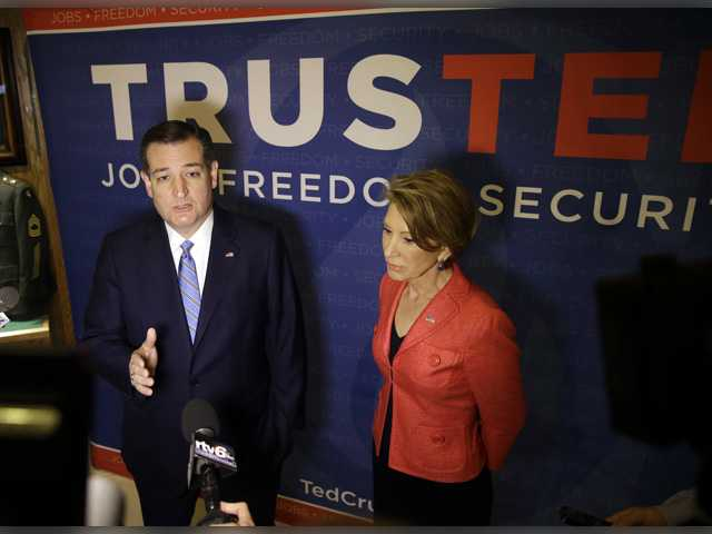 Convention is a homecoming of sorts for Carly Fiorina