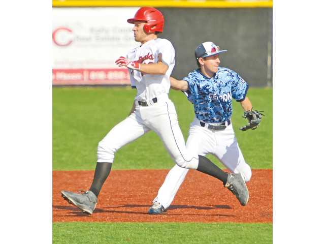 Saugus baseball routs SCCS in coaches' reunion