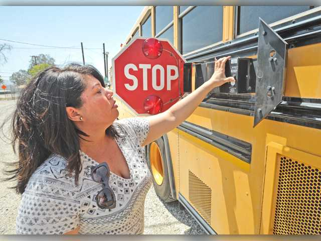 Drivers not stopping for SCV buses