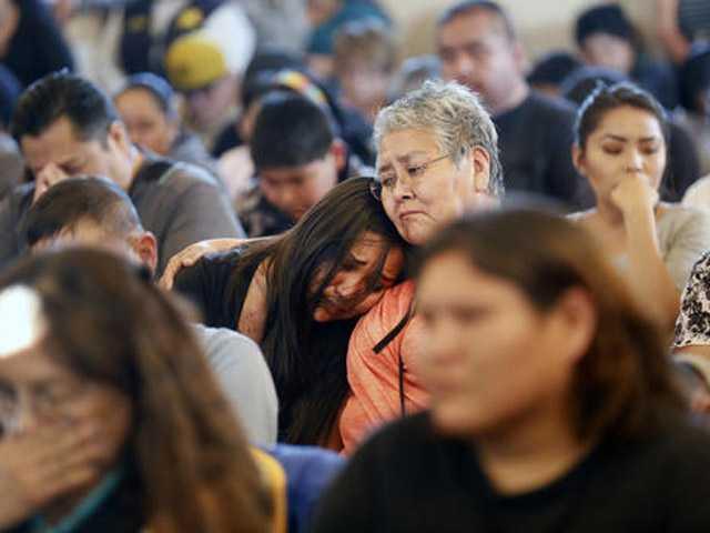 Affidavit reveals details of Navajo girl's kidnapping death