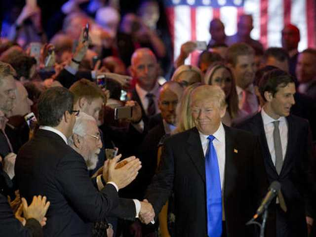 Trump would need to sway broader group of voters in November