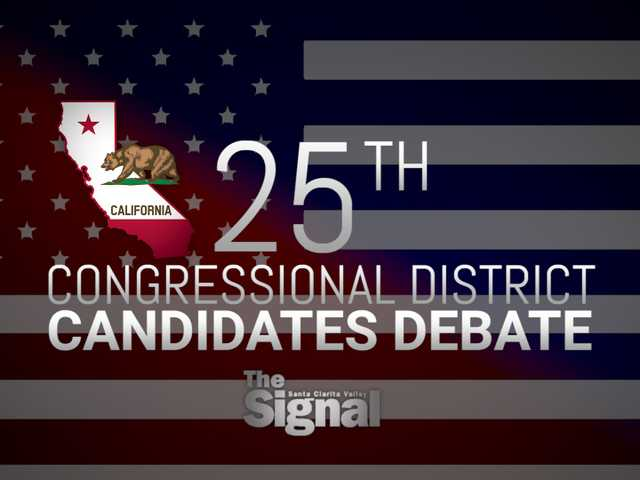 LIVE: 25th Congressional District Candidate Debate