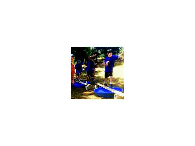 Cub Scout Competition Back at Hart Campgrounds
