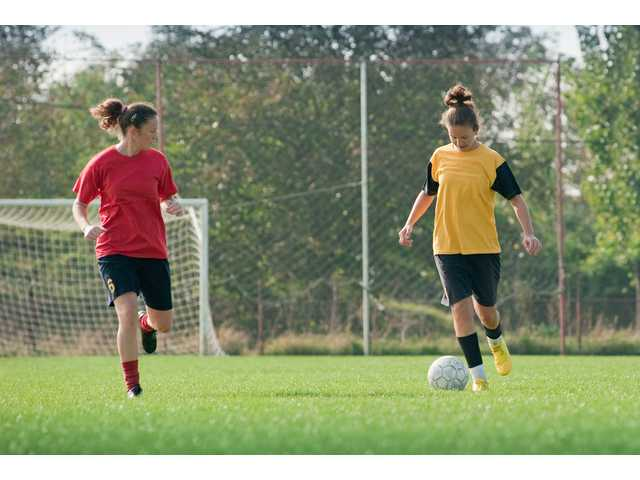 The troubling reason girls drop out of sports