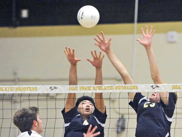 CIF v-ball playoffs: West Ranch swept by defending champs