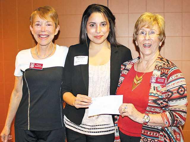 Zonta Awards $20,854 in Scholarships, Grants