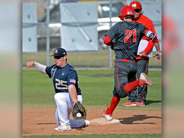 West Ranch baseball beats Mater Dei in CIF 1st round