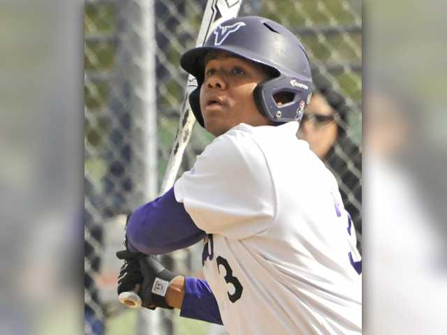 Valencia baseball cut down in first round