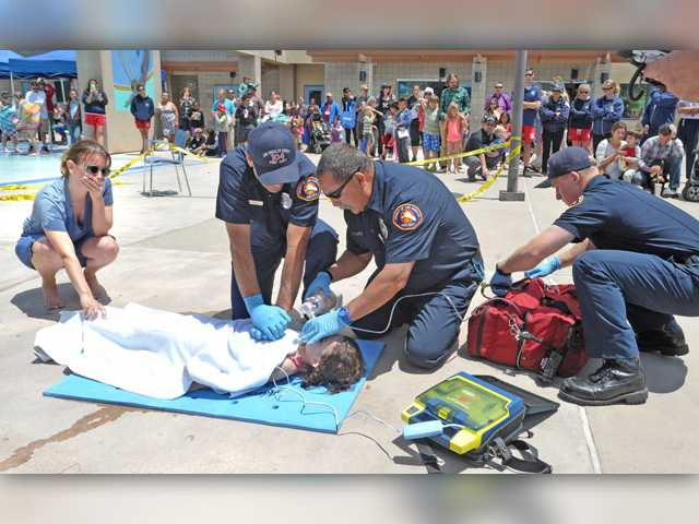 Water Safety Expo teaches parents, children drowning prevention