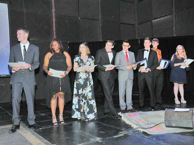 Hart Alumni awarded for distinguished lives