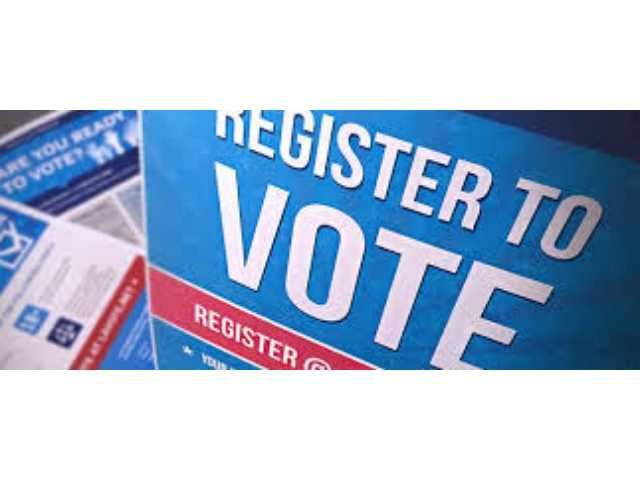 Voting registration deadline nears