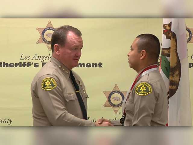 Deputies honored for saving lives