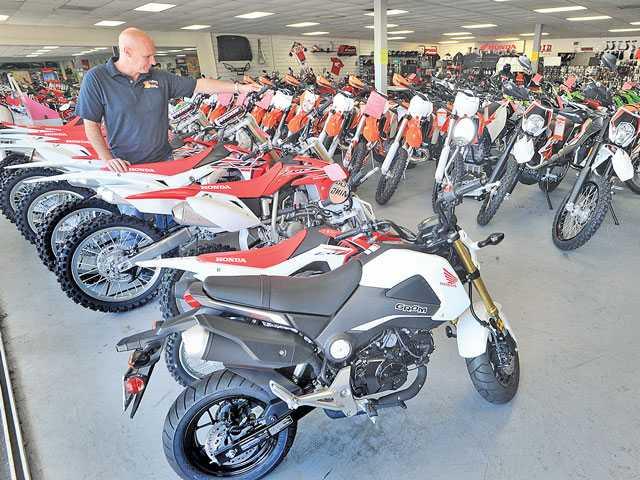 Ken & Joe's Motorcycle Dealer Relocates