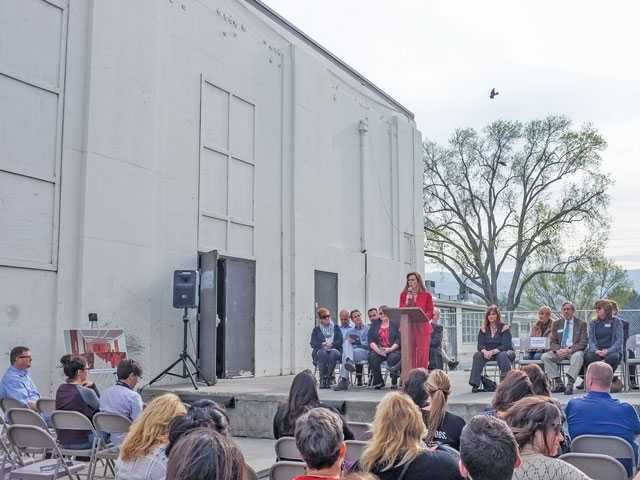 Lundgren Heads Up $4.8 Million Art Deco School Project