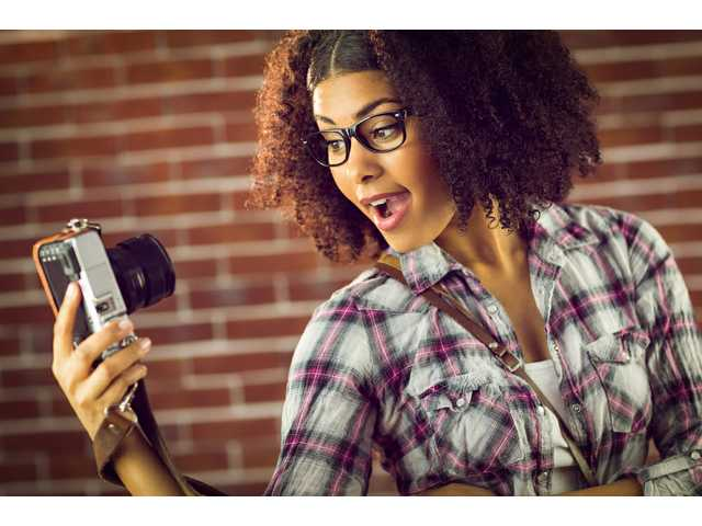 The secret to being attractive — don't take selfies