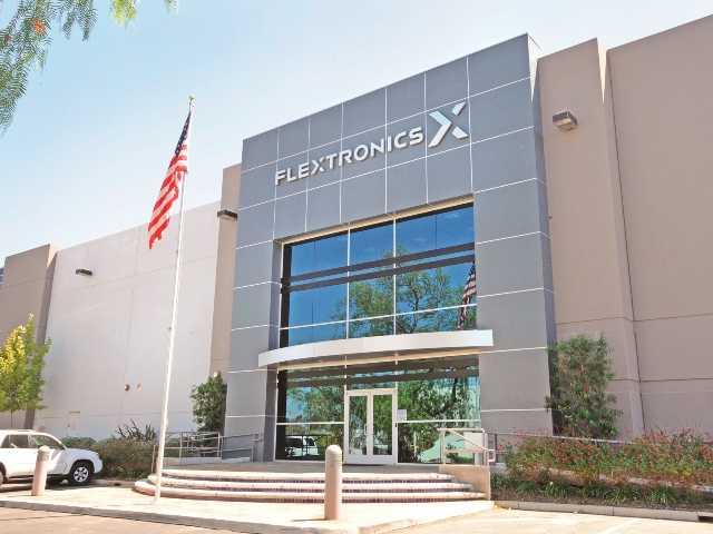 Flextronics Building Sold to Investors