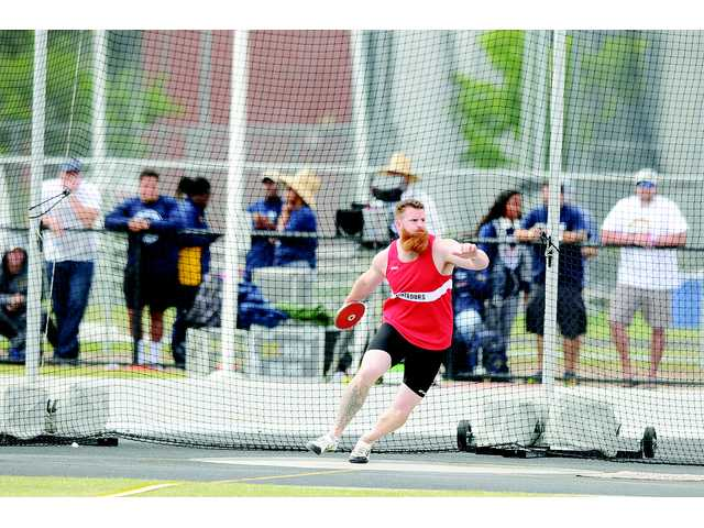 College track and field: A fresh face-off