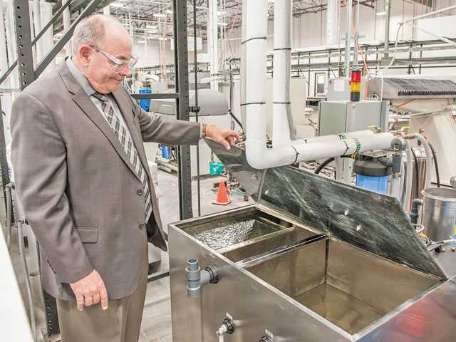 Aerospace Firm Lamsco Moves Into Ultra-Modern Facility; Doubles Size