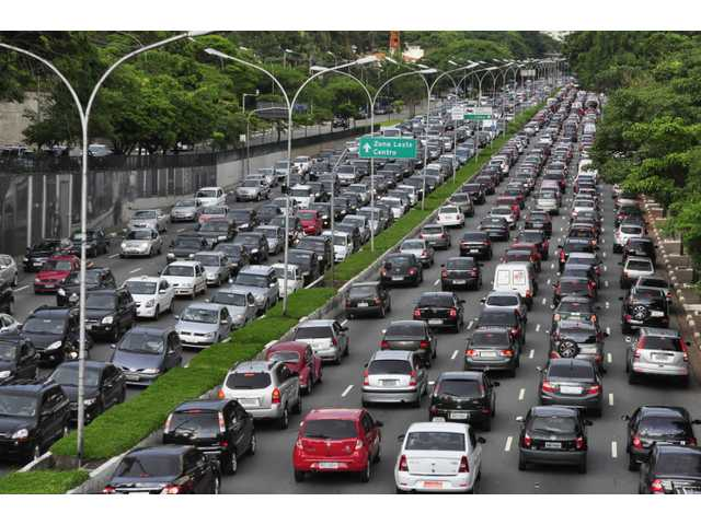 Heavy traffic expected for Memorial Day