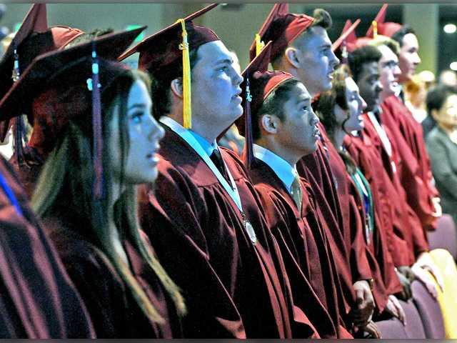 Trinity Classical Academy seniors graduate Saturday