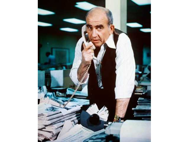 1977 newspaper drama 'Lou Grant' makes its DVD debut this week