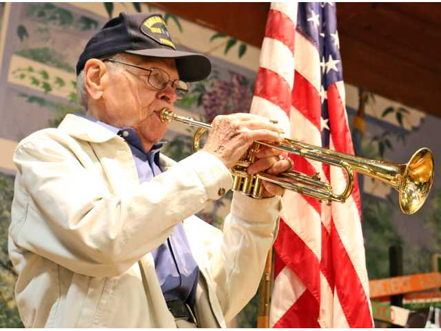 SCV Senior Center honors American veterans