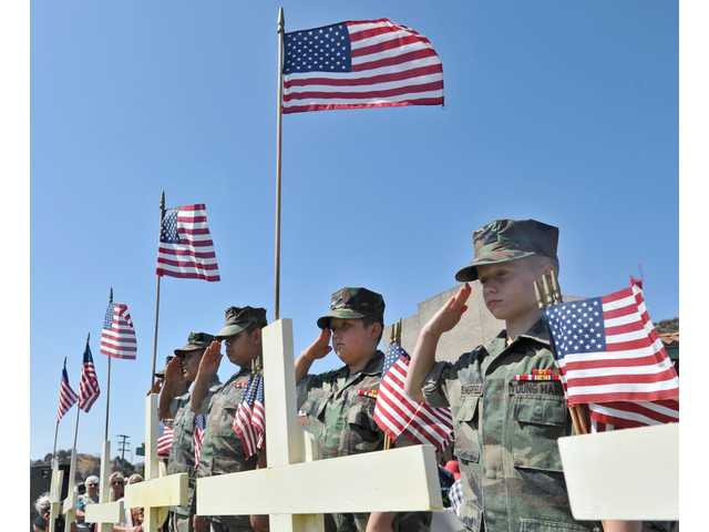SCV remembers the fallen on Memorial Day