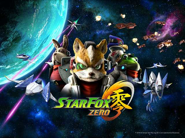 Video game review: 'Star Fox Zero' is a fun space shooter that doesn't quite hit its target
