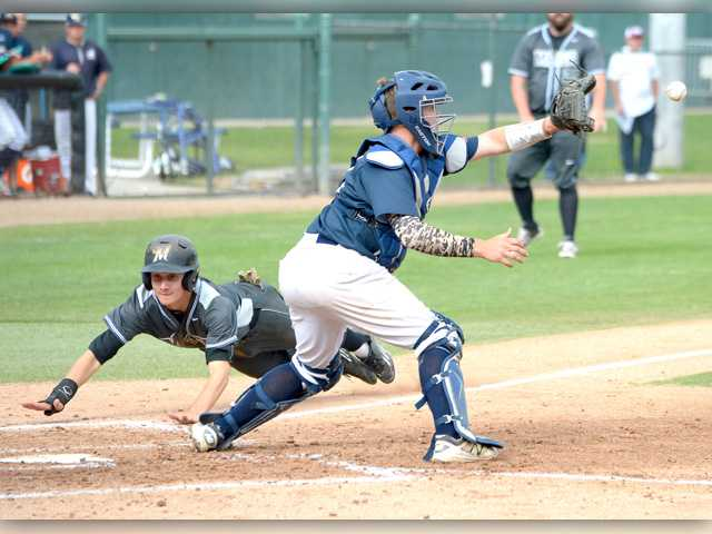 West Ranch baseball's late rally falls short of CIF-SS Division 1 finals
