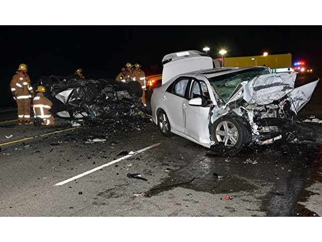 UPDATE: Three killed in head on crash near Ventura County line