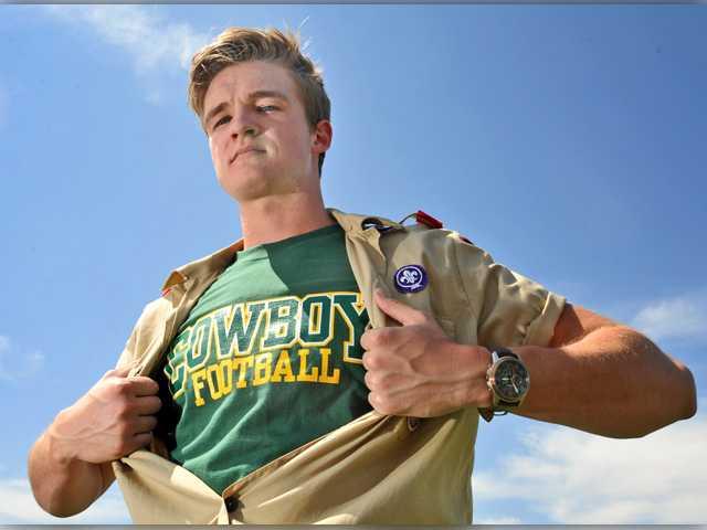 More Than an Athlete: Canyon High's Jack Pinkston
