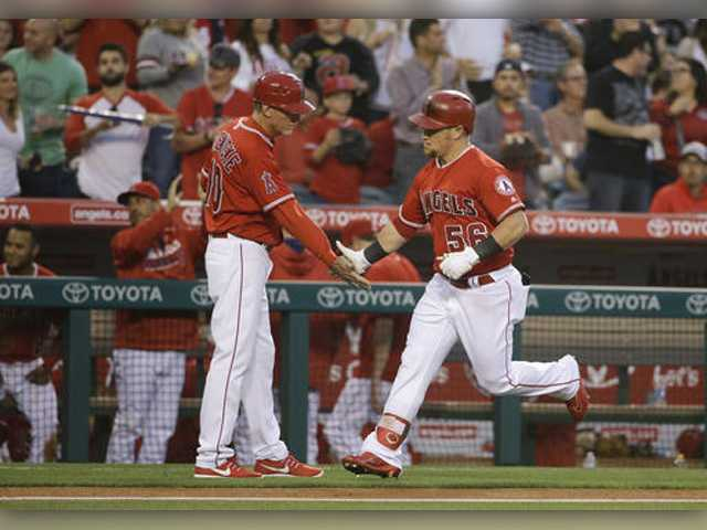 Angels get past the Twins