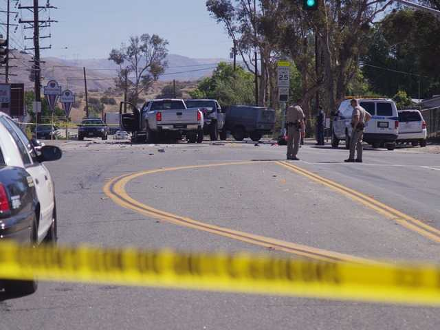 Woman pleads not guilty in Canyon Country manslaughter case