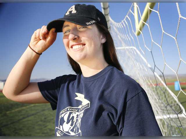 More Than an Athlete: West Ranch High's Delaney Marbach