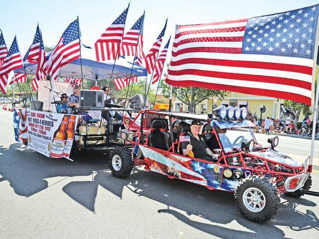 Last chance to sign up for Fourth of July Parade