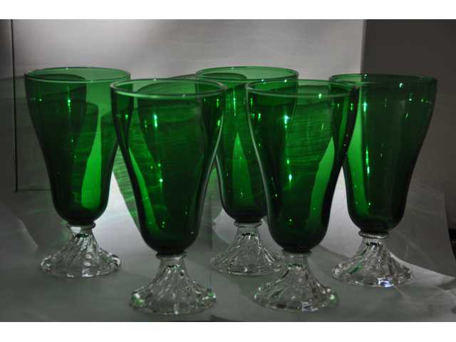 Bubbles, boopies and burples: How Depression glass connected me to my grandmother