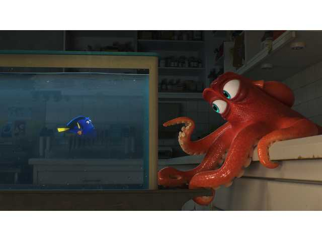 'Finding Dory': Points for parents