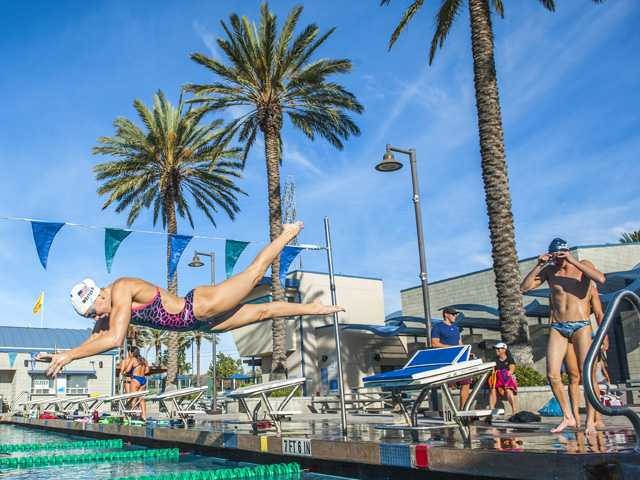 Is Rio a reality for local SCV swimmers?