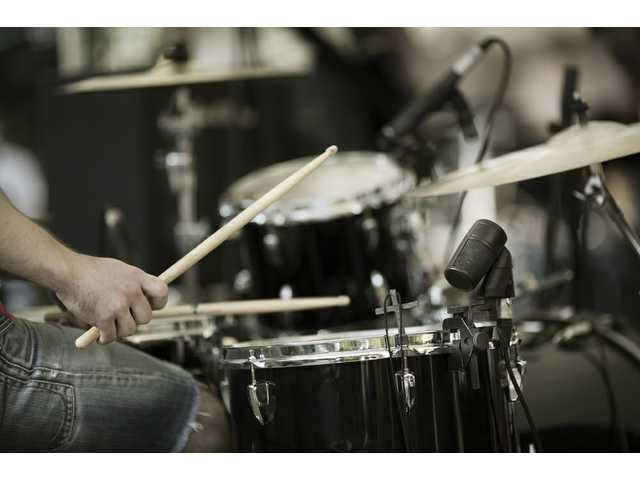 World-famous drummer says he's on a mission for God