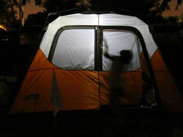 Great American Campout is great in Central Park