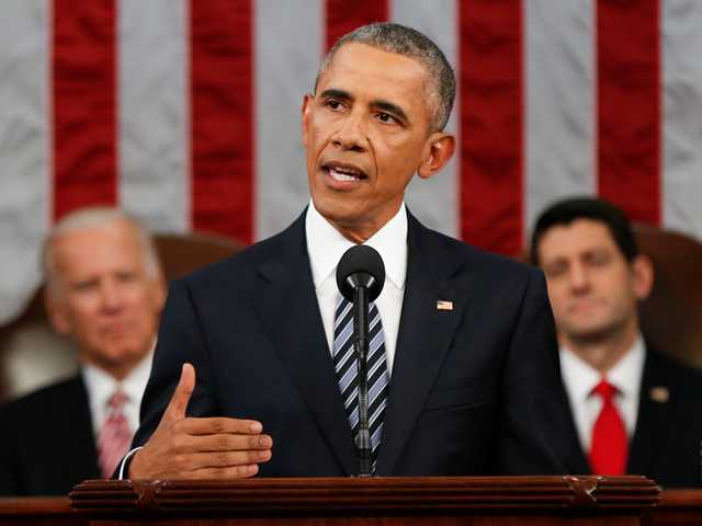 The National Cancer Moonshot was initially announced during President Barack Obama's state of the union address in January.