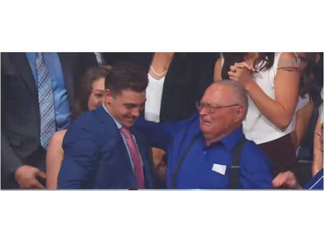 Have You Seen This? Proud grandpa sobs at NHL draft