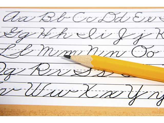 Louisiana to mandate cursive education in 3rd through 12th grades