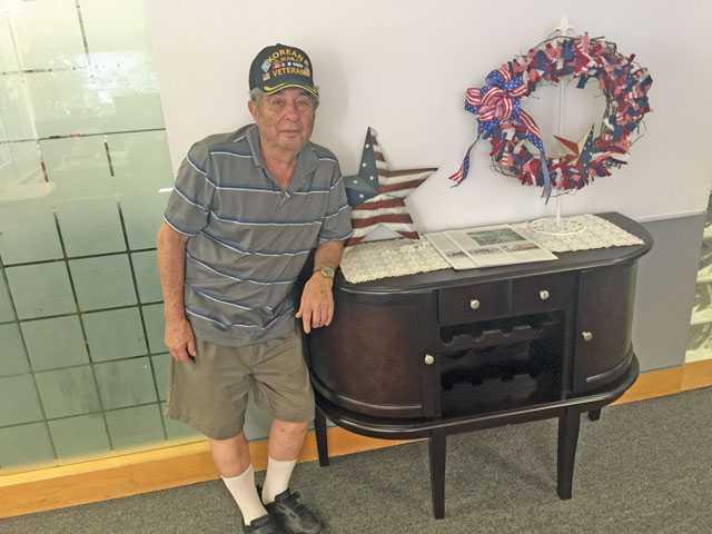 Bill Reynolds:Jerry Schwartz – Korean veteran – Valencia resident