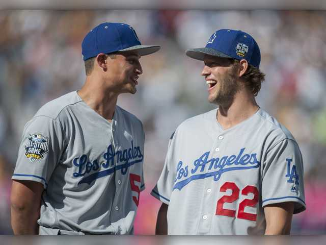 Kershaw and others could return soon for mending Dodgers