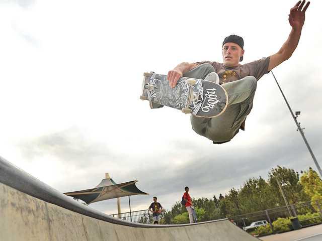Skate Parks for boarding, blading and BMX