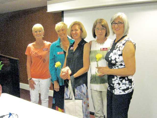 Three New Members Join Zonta Club of Santa Clarita Valley