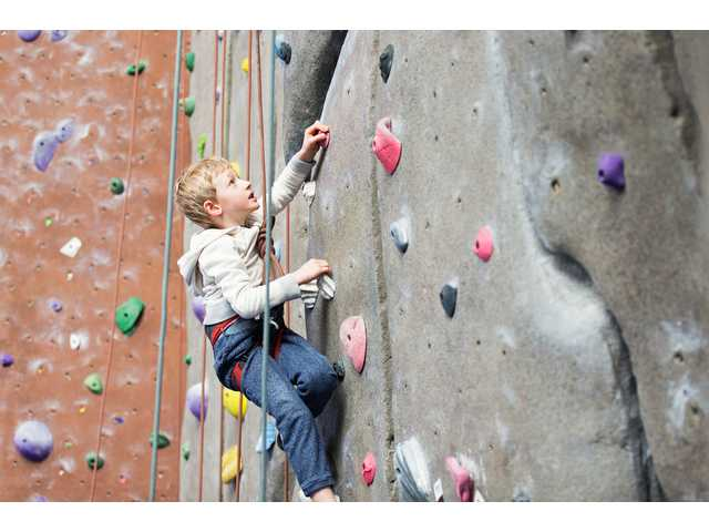 3 reasons to get your children into rock climbing