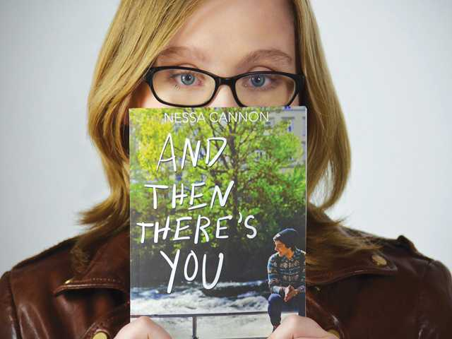 Q & A with local rising author from Green Valley Nessa Cannon